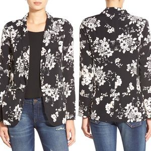 ASTR Floral Print Blazer - Like New